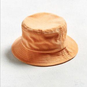 UO Velour Bucket Hat